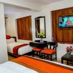 Отель Himalayan Oasis Непал, Катманду - отзывы, цены и фото номеров - забронировать отель Himalayan Oasis онлайн комната для гостей фото 3