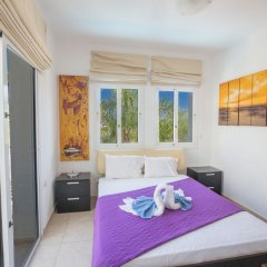 Отель Mesogios Villas комната для гостей