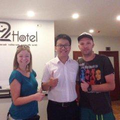 Отель An Hotel Вьетнам, Ханой - отзывы, цены и фото номеров - забронировать отель An Hotel онлайн интерьер отеля