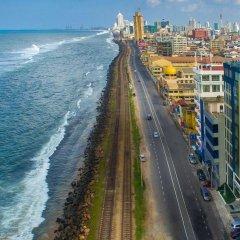 Отель The Ocean Colombo бассейн фото 2