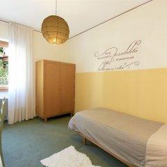 Hotel Rezia Киеза-ин-Вальмаленко комната для гостей