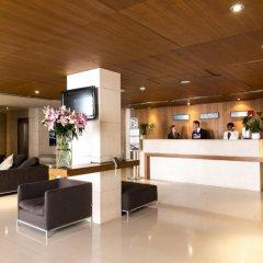Hotel Beau Rivage Ницца интерьер отеля фото 3