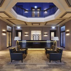 Отель Hyatt House Dusseldorf Andreas Quarter интерьер отеля фото 3