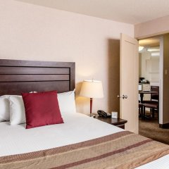 Campus Tower Suite Hotel комната для гостей