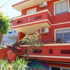 Отель Il Mirto Ористано вид на фасад