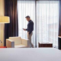 Отель Pullman Barcelona Skipper Испания, Барселона - 2 отзыва об отеле, цены и фото номеров - забронировать отель Pullman Barcelona Skipper онлайн удобства в номере фото 2