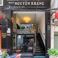 Nguyen Khang Hotel фото 4