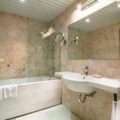 Отель Arbanashki Han Hotelcomplex Велико Тырново ванная фото 2
