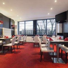 Отель Ramada Brussels Woluwe Брюссель гостиничный бар