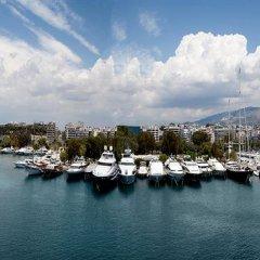 Coral Hotel Athens Афины приотельная территория