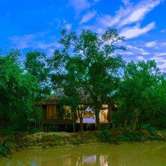 Отель Yala Safari Camping Шри-Ланка, Катарагама - отзывы, цены и фото номеров - забронировать отель Yala Safari Camping онлайн приотельная территория фото 2