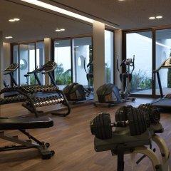 Hotel Jagdhof Марленго фитнесс-зал фото 2
