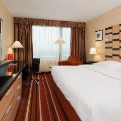 Гостиница Azimut Moscow Olympic 4* Стандартный номер с разными типами кроватей фото 3