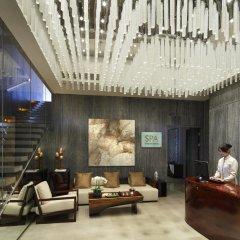 Отель InterContinental Shanghai Jing' An спа фото 2