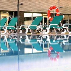 Отель Axor Feria фитнесс-зал фото 3