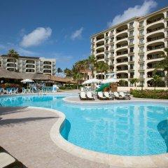 Отель Emporio Cancun бассейн фото 2