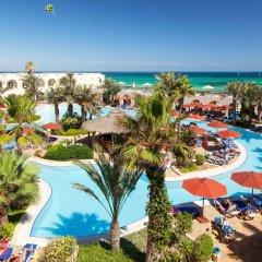 Отель Sentido Djerba Beach - Все включено Тунис, Мидун - 1 отзыв об отеле, цены и фото номеров - забронировать отель Sentido Djerba Beach - Все включено онлайн пляж