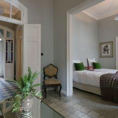 Отель Mimi Calpe Марокко, Танжер - отзывы, цены и фото номеров - забронировать отель Mimi Calpe онлайн комната для гостей фото 3