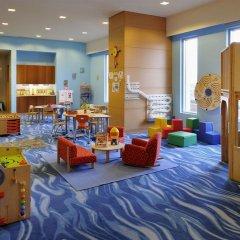 Отель Address Dubai Mall Дубай детские мероприятия фото 2