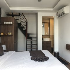 Отель KA Villa Hoi An сейф в номере