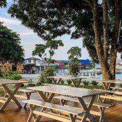 Отель Scuba Tiger Semporna Holiday Resort питание