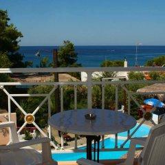 Potos Hotel балкон