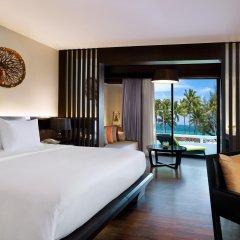Отель Le Meridien Phuket Beach Resort 4* Люкс с различными типами кроватей фото 2