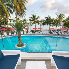 Отель Boca Beach Residence бассейн фото 2
