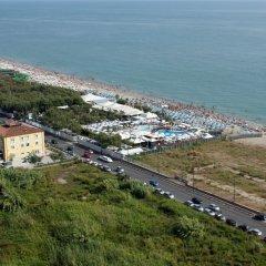 Отель La Isla Resort Понтеканьяно пляж фото 2