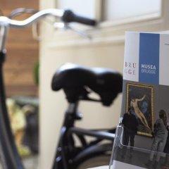 Отель Residence Breydelhof Бельгия, Брюгге - отзывы, цены и фото номеров - забронировать отель Residence Breydelhof онлайн фото 3