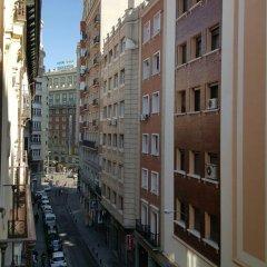 Отель Good Stay Madrid вид на фасад