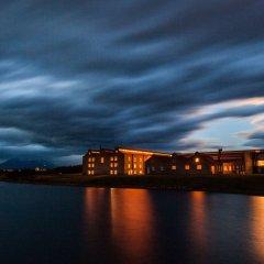 Отель The Singular Patagonia пляж