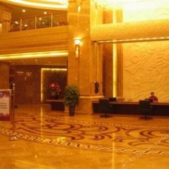 Inner Mongolia Huachen Hotel интерьер отеля