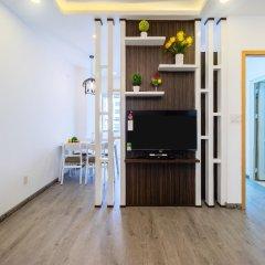 Отель Anita Apartment Nha Trang Вьетнам, Нячанг - отзывы, цены и фото номеров - забронировать отель Anita Apartment Nha Trang онлайн комната для гостей