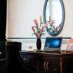 Отель Hanoi Garden Hotel Вьетнам, Ханой - отзывы, цены и фото номеров - забронировать отель Hanoi Garden Hotel онлайн удобства в номере фото 2