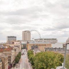 Отель London Serviced Apartments Великобритания, Лондон - отзывы, цены и фото номеров - забронировать отель London Serviced Apartments онлайн балкон