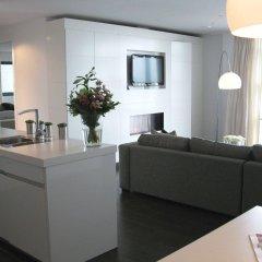 Poort Beach Hotel Apartments Bloemendaal комната для гостей