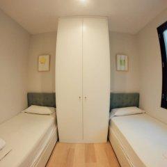 Отель BirdHouse Испания, Барселона - отзывы, цены и фото номеров - забронировать отель BirdHouse онлайн комната для гостей фото 4