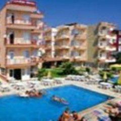 Отель Canlar Otel Сиде