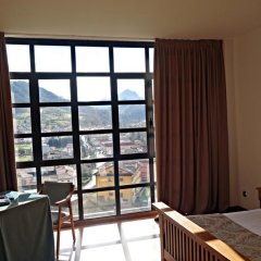 Отель Conjunto Hotelero La Pasera Кангас-де-Онис комната для гостей фото 5