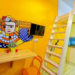 Отель ColorSpb ApartHotel GriboedovArt Санкт-Петербург детские мероприятия фото 2