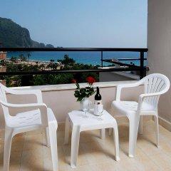 Hatipoglu Beach Hotel балкон