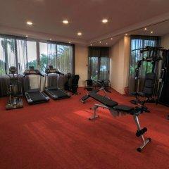 Elea Beach Hotel фитнесс-зал