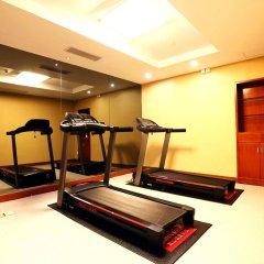 Shenzhen Sichuan Hotel Шэньчжэнь фитнесс-зал