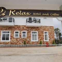 Relax Hotel And Coffee Далат вид на фасад фото 2