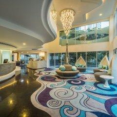 Отель Anajak Bangkok Hotel Таиланд, Бангкок - 3 отзыва об отеле, цены и фото номеров - забронировать отель Anajak Bangkok Hotel онлайн интерьер отеля фото 2