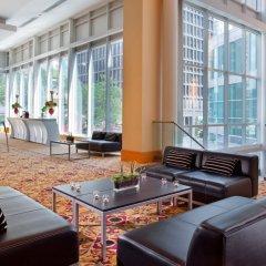 Отель Vancouver Marriott Pinnacle Downtown фото 6