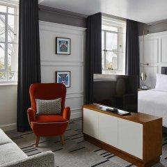 Отель London Marriott Hotel County Hall Великобритания, Лондон - 1 отзыв об отеле, цены и фото номеров - забронировать отель London Marriott Hotel County Hall онлайн комната для гостей фото 5