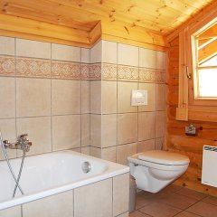 Отель Edelweiss - Six Bedroom Нендаз ванная фото 2