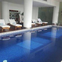 Отель Doubletree By Hilton Mexico City Santa Fe Мехико бассейн